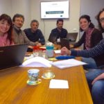 1st project meeting in Valladolid (Spain)