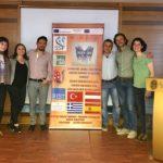 El segundo encuentro del proyecto en Manisa, Turquía.