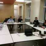 3rd project meeting in Vienna, Austria